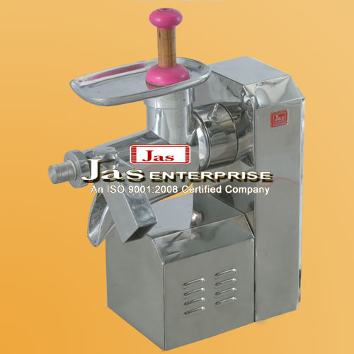 masticating juicer machine